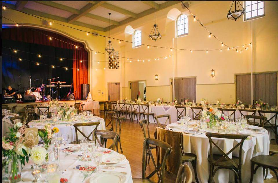 Weddings At The Unitarian Society Of Santa Barbara Unitarian